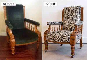 chair upholstery dublin
